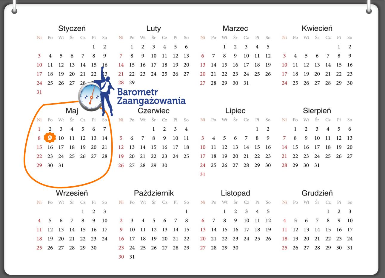 kalendarz BARO2